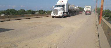 Puente Anáhuac: riesgo de colapso