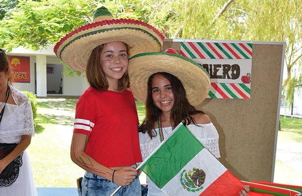Fiesta Mexicana en la ATS