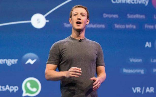 Dreamers no merecen vivir con miedo: Zuckerberg tras derogación de DACA
