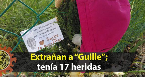 """Extrañan a """"Guille""""; tenía 17 heridas"""