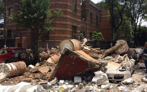 El sismo de 7.1 grados golpea a extranjeros que viven en la CDMX