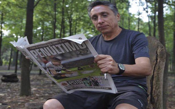 Manuel Negrete anhela que Pumas acabe con 35 años de maldición