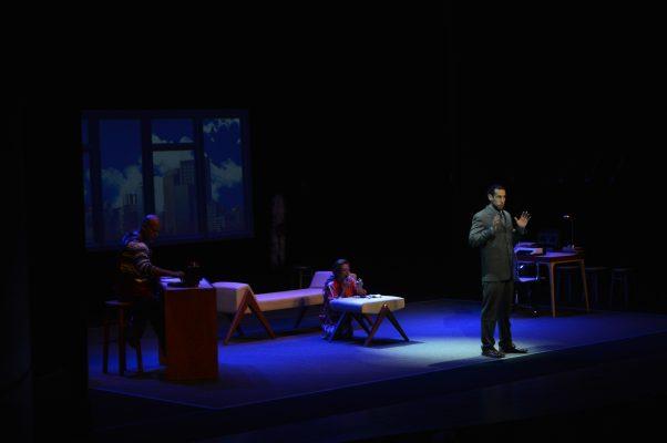 """Presentan en el Teatro del METRO la Obra  """"Lucas… ¿Qué Sabemos del Amor?"""""""