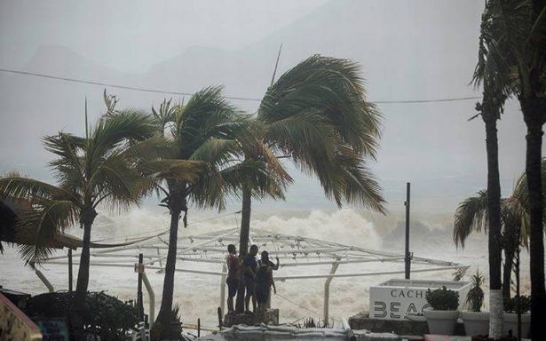 Continuarán lluvias intensas en Baja California Sur por tormenta Lidia