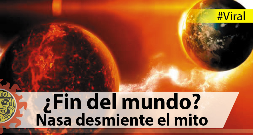 ¿Fin del mundo? Nasa desmiente el mito y asegura que no existe ningún planeta Nibiru