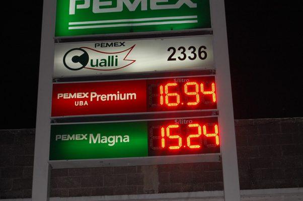 Preocupación entre la ciudadanía ante aumento de precio en combustibles