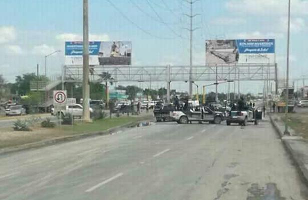 Persecución y balacera en Reynosa; 3 muertos