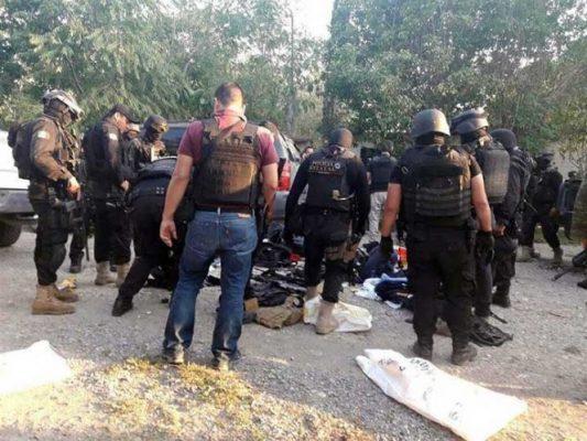 Procuraduría de Tamaulipas realiza intensa búsqueda de 17 criminales