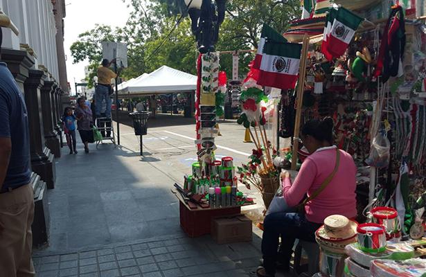 Todo listo para la verbena y ceremonia del Grito en Tampico