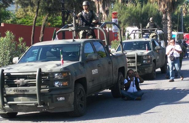 Decomisan armas luego del hecho de violencia registrado en el penal