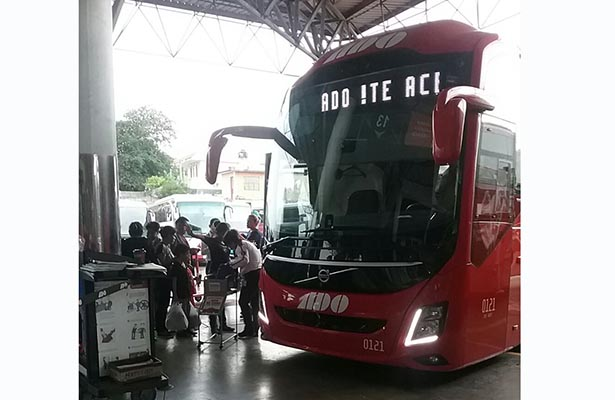 Esta noche saldrá el primer autobús con brigadistas tampiqueños a la CDMX