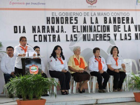 Fomentan frenar la violencia contra las mujeres