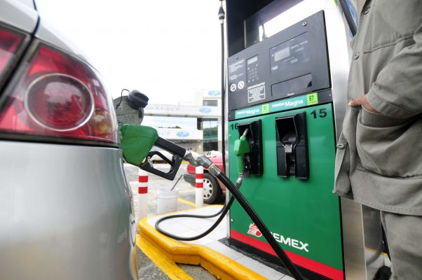 Se dispara el precio de las gasolinas