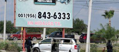 Enfrentamiento en Reynosa deja como saldo dos muertos