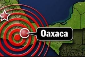 Se registra segundo sismo, este en Oaxaca