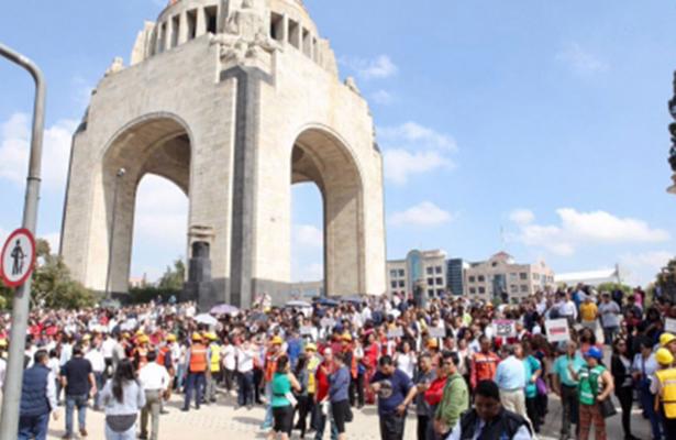 Un nuevo sismo sacude el centro y sur de México