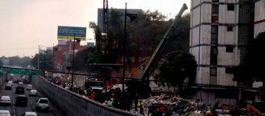 Suman 225 muertos por temblor en México