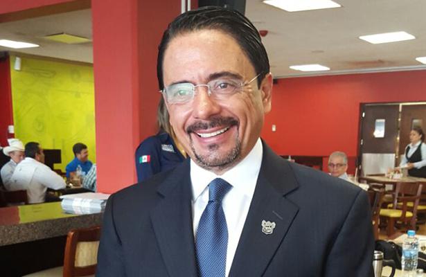 """""""El estado de derecho no es negociable"""": Andrés Zorrilla"""