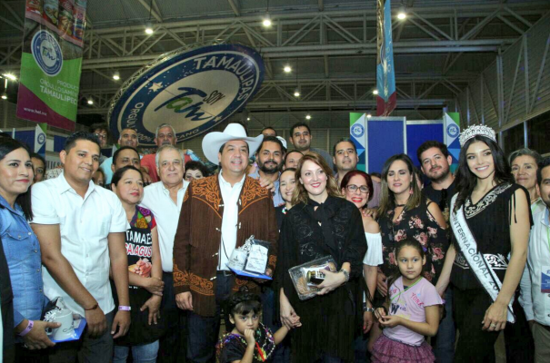 Inicia la Feria Tamaulipas 2017