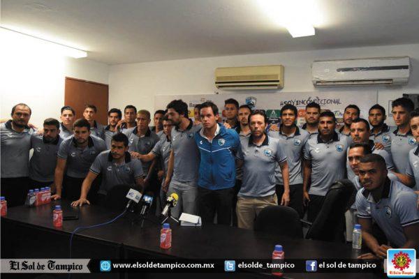 Se tomarán medidas para reforzar al equipo de la Jaiba Brava