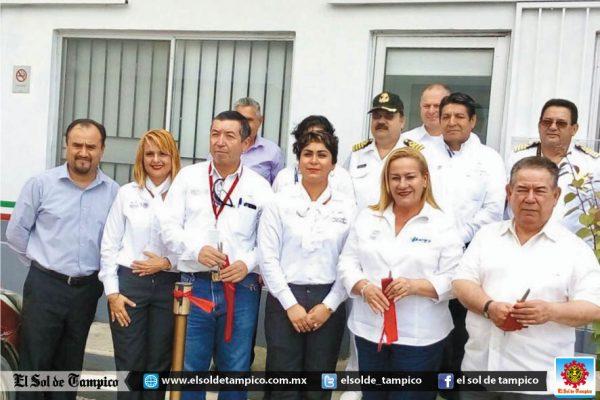 Inauguran Oficinas de Servicios a la Marina Mercante en la Zona