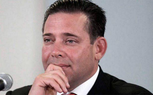 Otorgan amparo al exgobernador Eugenio Hernández