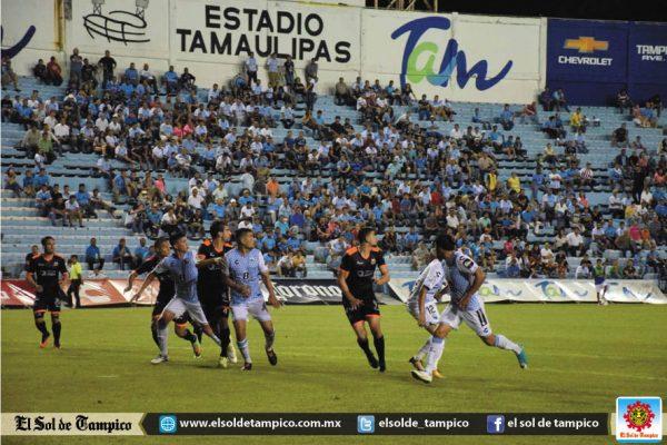 TM Futbol Club sufre su tercera derrota consecutiva