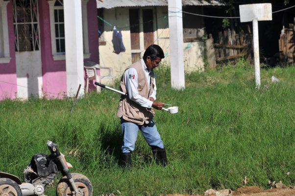 Emergencia sanitaria por brote de conjuntivitis en la zona sur de Tamaulipas