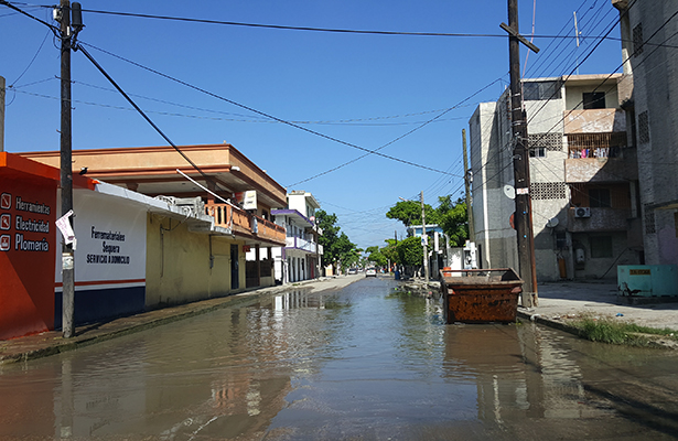Inundaciones incrementan el riesgo de enfermedades