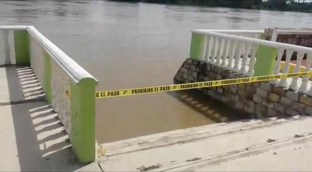 Río Pánuco continúa incrementándose