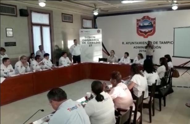 Inicia Ayuntamiento de Tampico proceso de autoprotección
