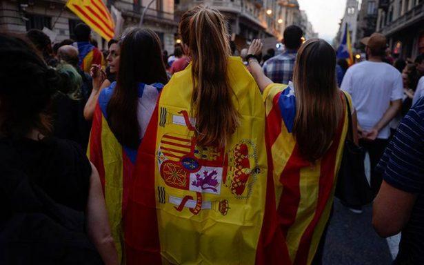 Gobierno español niega que sea real cifra de heridos en referéndum de Cataluña