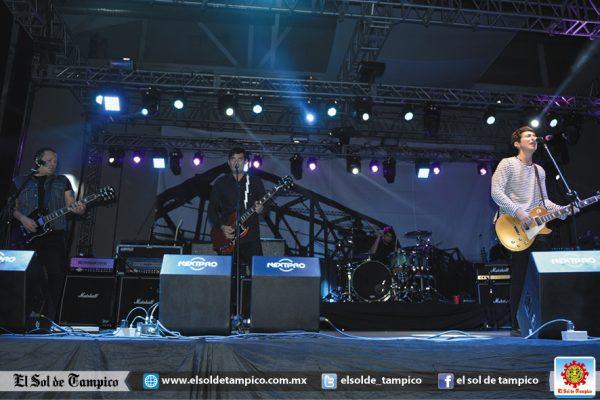 División Minúscula ofrece concierto a jóvenes Tamaulipecos
