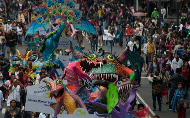 Prepárate porque ya está cerca el desfile de alebrijes monumentales en la CDMX