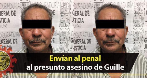 Envían al penal al presunto asesino de Guille
