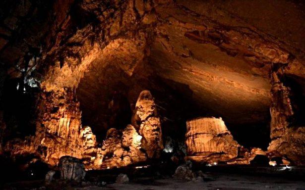 Cierran indefinidamente las grutas de Cacahuamilpa tras sismos