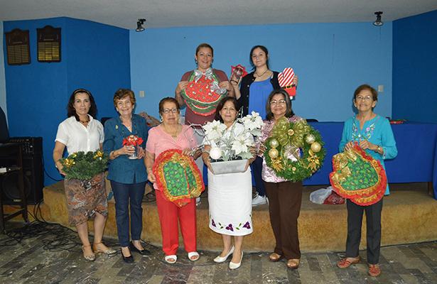Leonas de Tampico Invitan a su Bingo Navideño