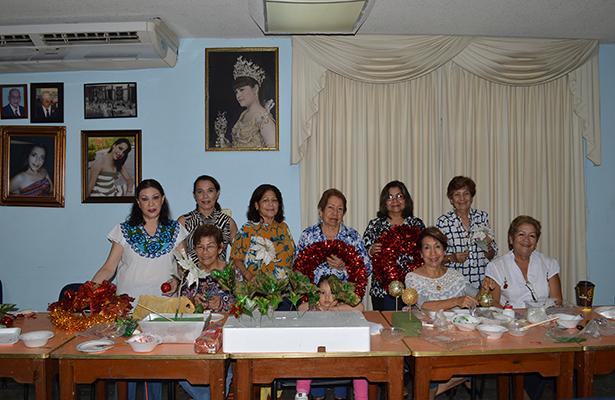 Damas Leonas Tampico afinan detalles de su próximo Bingo Prenavideño