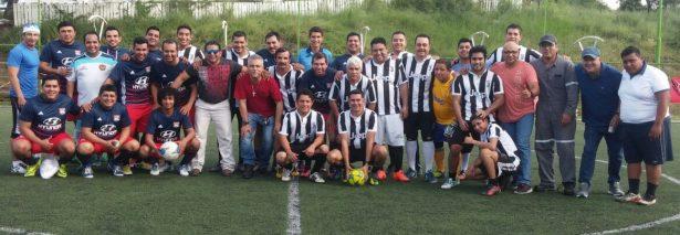 """Torneo """"Humberto Oliva Barreda"""" : Mantenimiento Mecánico vence a Torno Mecánico en la Liguilla de Soccer Stadium"""