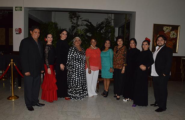 Fiesta de la Hispanidad del Grupo Pro Arte