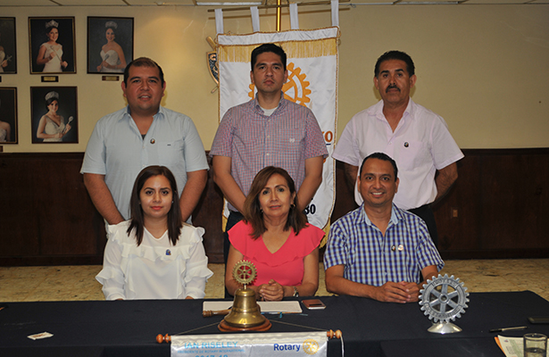 Rotarios Regatas planean diversas actividades altruistas