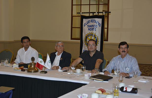 """Rotarios Norte invitan a su """"Feria de la Paellada"""""""