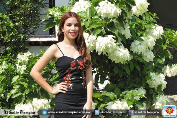 Arely Vidales Representará en Diversas Actividades  al Club de Leones Madero Tampico