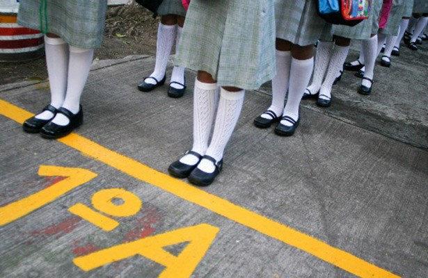 Escándalo por video de supuesto maestro con alumna del Conalep