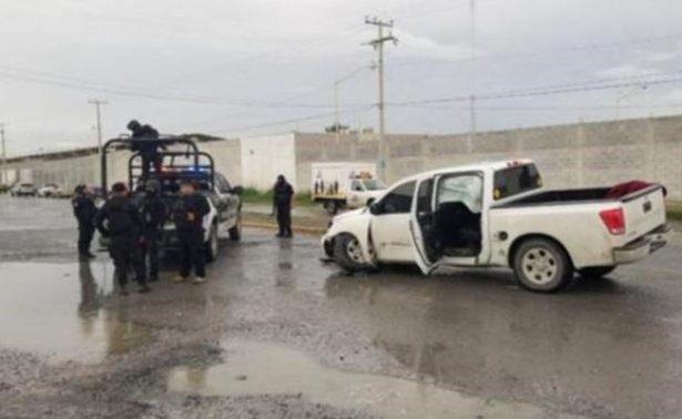 Dos heridos en ataques a elementos de la Fuerza Tamaulipas