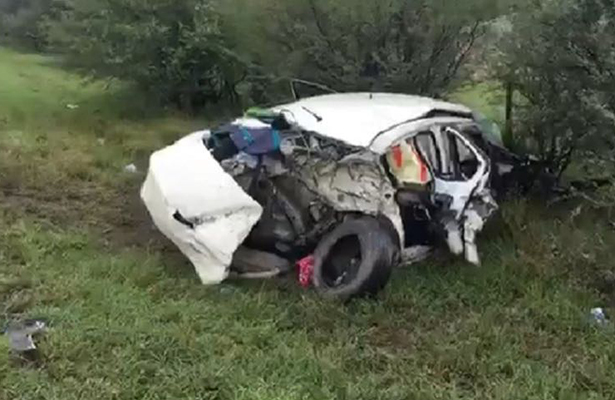En accidente carretero muere Director de Giras del Gobierno de Tamaulipas