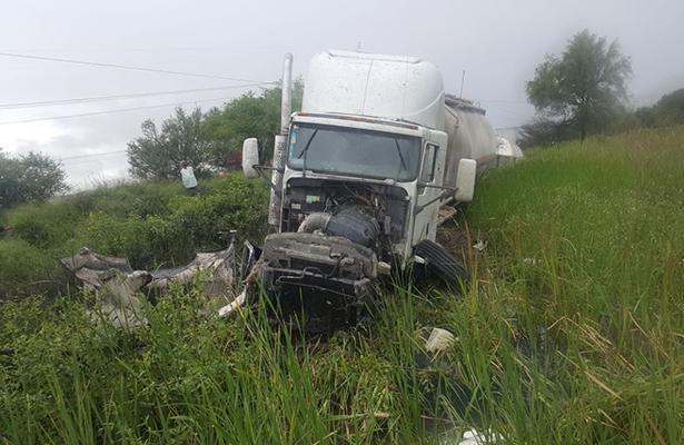 Se mata en accidente funcionario de Giras de Cabeza de Vaca