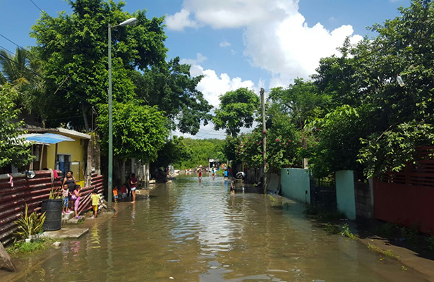 Protección Civil mantiene vigilancia ante inundaciones
