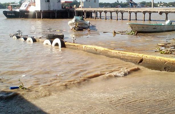 Estricta supervisión a nivel del río Pánuco