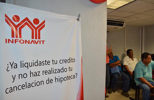 Restringe Infonavit préstamos de vivienda  para trabajadores con mal historial crediticio